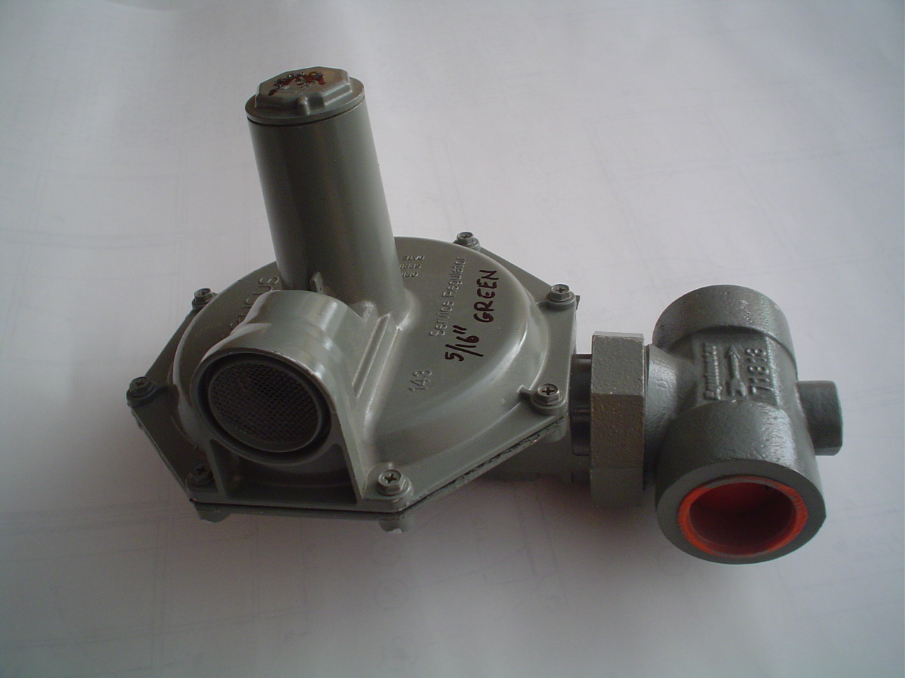 Valve Spare Parts Gas Amp Water Jackson Oven Supply Inc